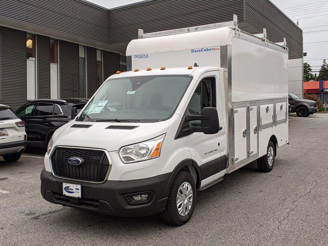 2021 Ford Transit 350 4x2, Dejana DuraCube Cutaway Van #60474 - photo 3