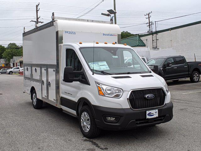 2021 Ford Transit 350 4x2, Dejana DuraCube Cutaway Van #60474 - photo 5