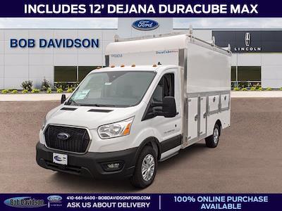 2021 Ford Transit 350 4x2, Dejana DuraCube Cutaway Van #60474 - photo 1