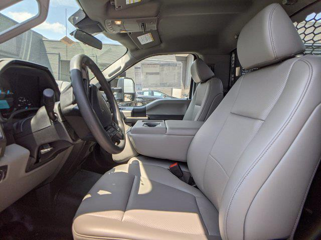 2021 F-350 Regular Cab DRW 4x2,  Knapheide Value-Master X Stake Bed #60498 - photo 9