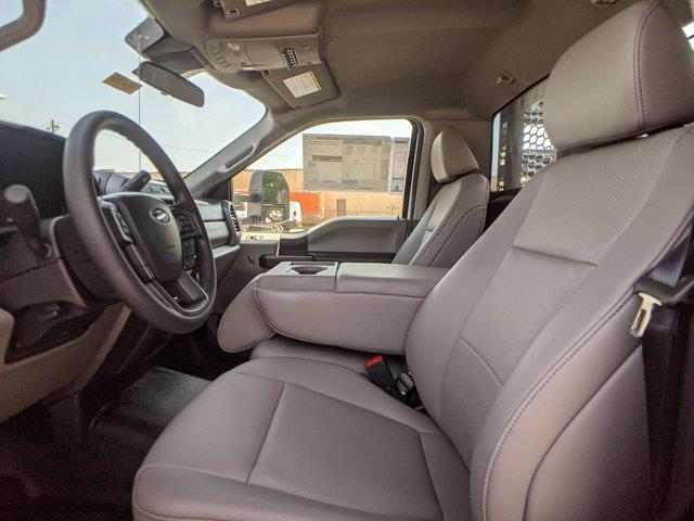 2021 F-350 Regular Cab DRW 4x2,  Knapheide Value-Master X Stake Bed #60499 - photo 9