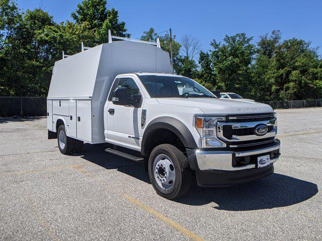 2021 Ford F-550 Regular Cab DRW 4x2, Service Body #60511 - photo 5