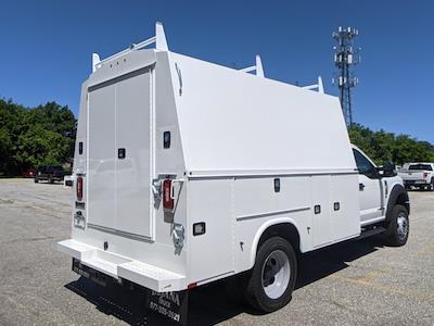 2021 Ford F-550 Regular Cab DRW 4x2, Service Body #60511 - photo 4