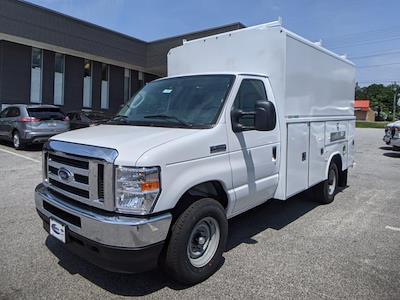 2022 Ford E-350 4x2, Reading Aluminum CSV Service Utility Van #70000 - photo 3