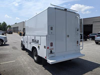 2022 Ford E-350 4x2, Reading Aluminum CSV Service Utility Van #70000 - photo 2