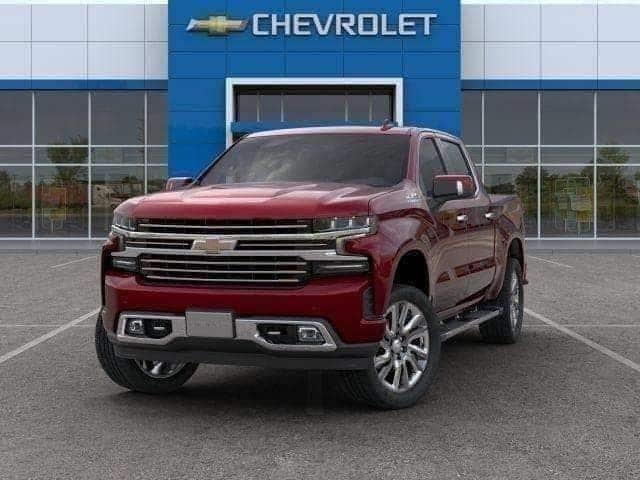 2019 Silverado 1500 Crew Cab 4x4,  Pickup #T190320 - photo 16