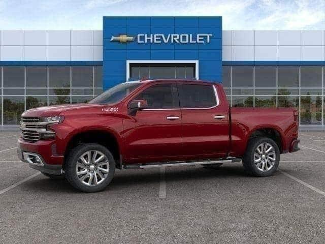 2019 Silverado 1500 Crew Cab 4x4,  Pickup #T190320 - photo 3