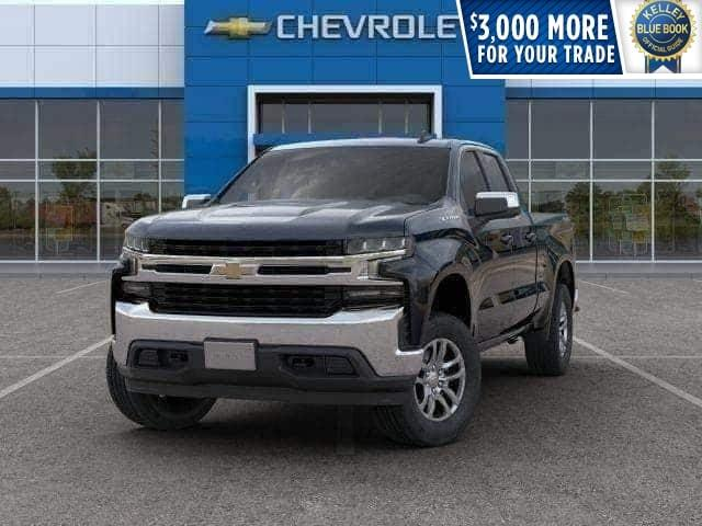 2019 Silverado 1500 Double Cab 4x4,  Pickup #T190443 - photo 1