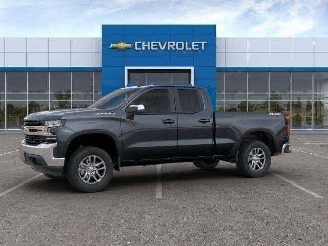 2019 Silverado 1500 Double Cab 4x4,  Pickup #T190443 - photo 4