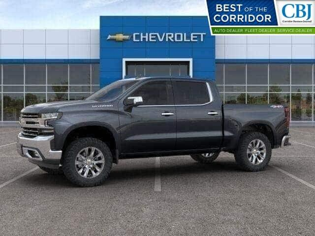 Dubuque Car Dealerships >> 2019 Silverado 1500 Crew Cab 4x4 Pickup Stock T190665