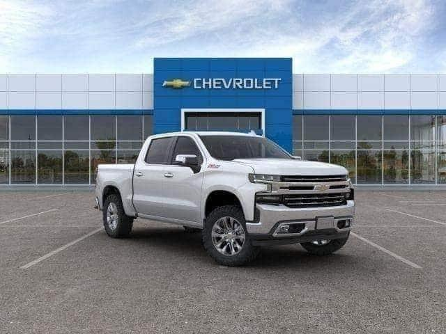 2019 Silverado 1500 Crew Cab 4x4,  Pickup #T190726 - photo 22