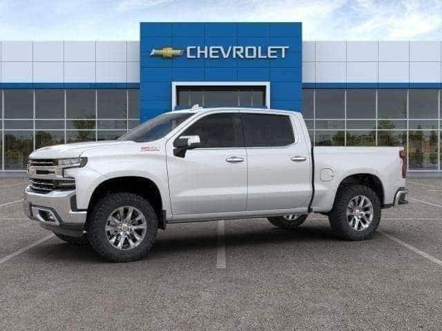 2019 Silverado 1500 Crew Cab 4x4,  Pickup #T190726 - photo 3
