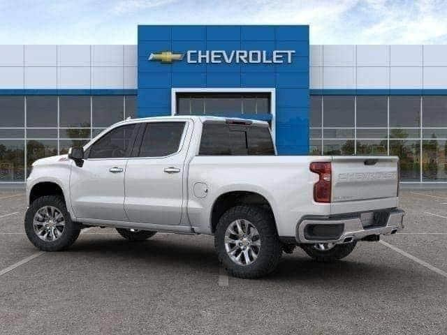 2019 Silverado 1500 Crew Cab 4x4,  Pickup #T190726 - photo 4