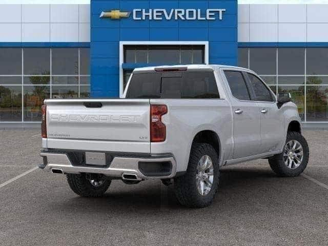 2019 Silverado 1500 Crew Cab 4x4,  Pickup #T190726 - photo 2