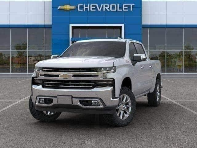 2019 Silverado 1500 Crew Cab 4x4,  Pickup #T190726 - photo 6