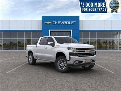 2019 Silverado 1500 Crew Cab 4x4,  Pickup #T190726 - photo 1