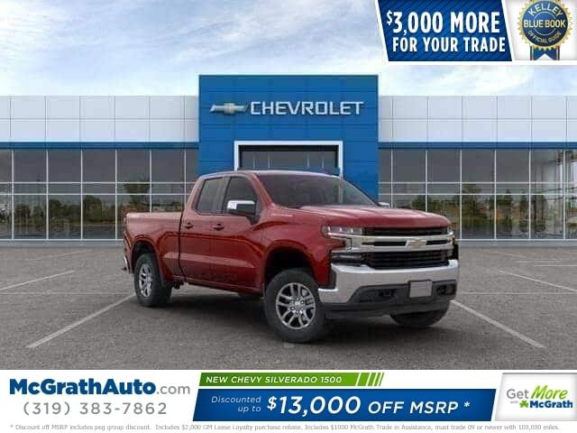 2019 Silverado 1500 Double Cab 4x4,  Pickup #T190815 - photo 16