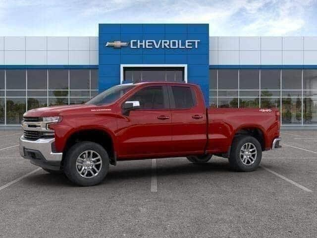 2019 Silverado 1500 Double Cab 4x4,  Pickup #T190815 - photo 1