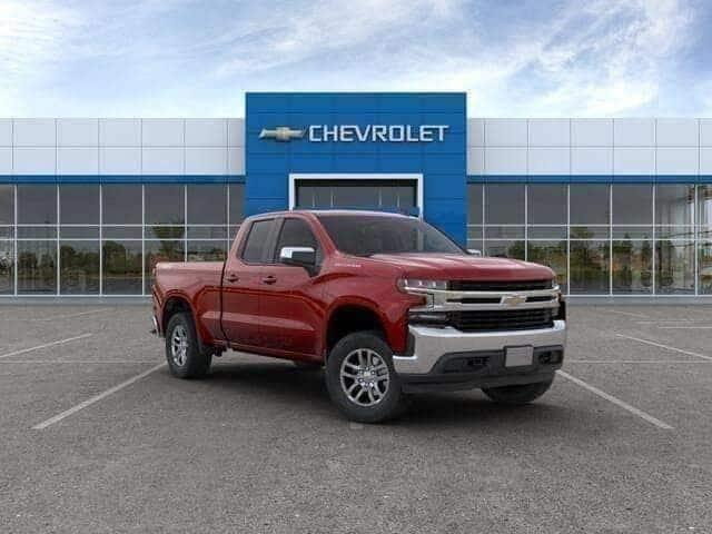 2019 Silverado 1500 Double Cab 4x4,  Pickup #T190815 - photo 19