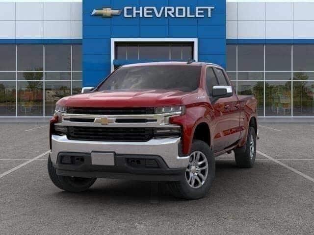 2019 Silverado 1500 Double Cab 4x4,  Pickup #T190815 - photo 5
