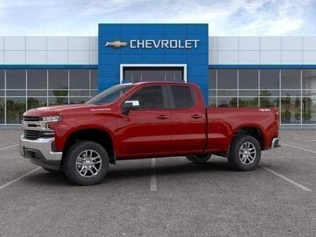 2019 Silverado 1500 Double Cab 4x4,  Pickup #T190815 - photo 20