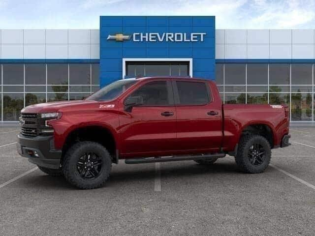 2019 Silverado 1500 Crew Cab 4x4,  Pickup #T190834 - photo 51