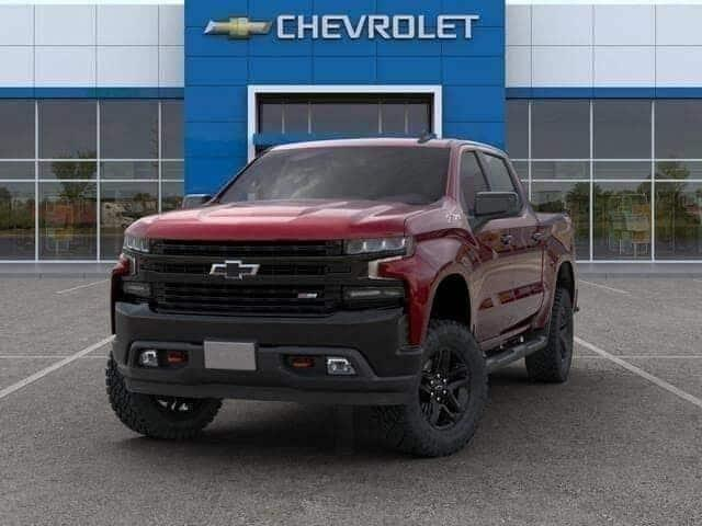 2019 Silverado 1500 Crew Cab 4x4,  Pickup #T190834 - photo 22