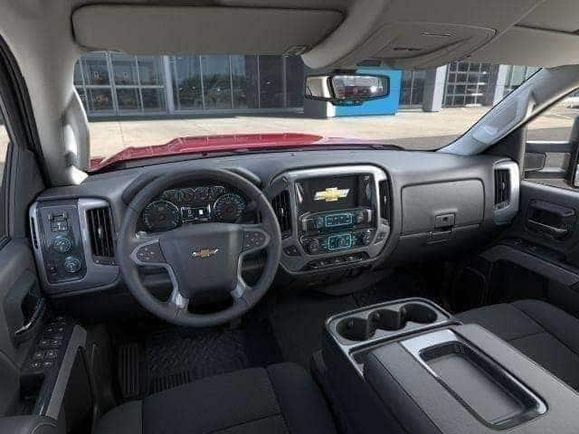 2019 Silverado 2500 Crew Cab 4x4,  Pickup #T19133 - photo 10