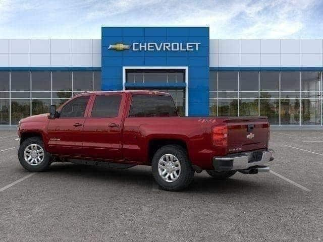 2019 Silverado 2500 Crew Cab 4x4,  Pickup #T19133 - photo 91
