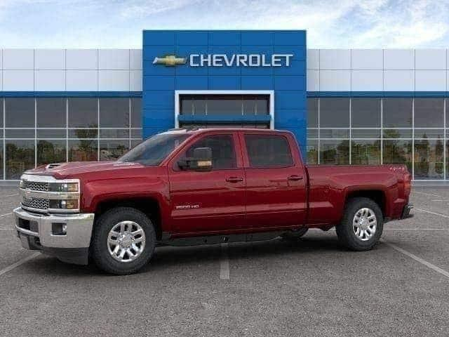 2019 Silverado 2500 Crew Cab 4x4,  Pickup #T19133 - photo 3