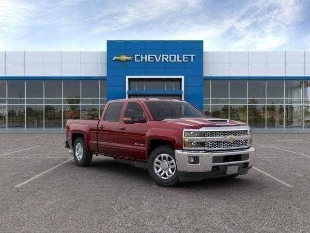 2019 Silverado 2500 Crew Cab 4x4,  Pickup #T19133 - photo 92