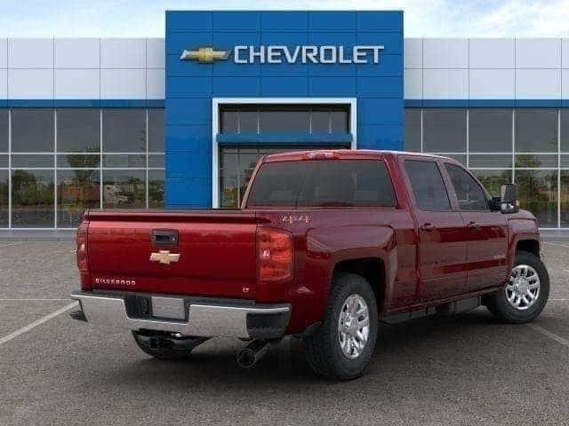 2019 Silverado 2500 Crew Cab 4x4,  Pickup #T19133 - photo 4