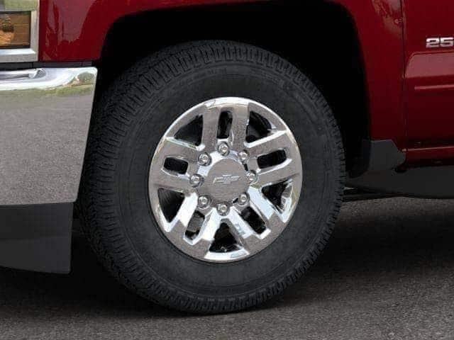 2019 Silverado 2500 Crew Cab 4x4,  Pickup #T19133 - photo 7