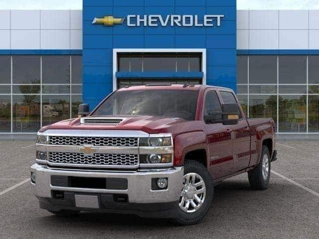 2019 Silverado 2500 Crew Cab 4x4,  Pickup #T19133 - photo 47