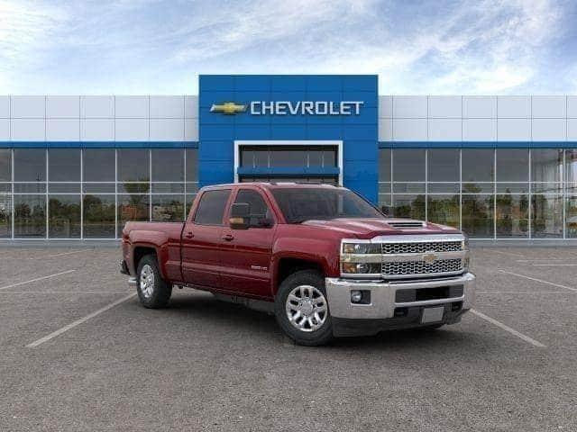 2019 Silverado 2500 Crew Cab 4x4,  Pickup #T19133 - photo 17