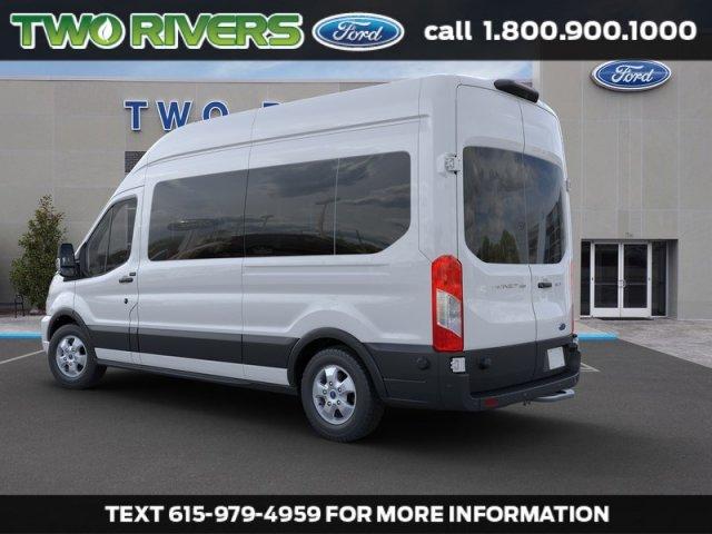 2020 Ford Transit 350 High Roof RWD, Passenger Wagon #30686 - photo 1