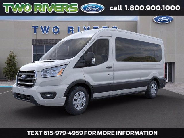 2020 Ford Transit 350 Med Roof RWD, Passenger Wagon #30775 - photo 1