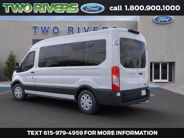 2020 Ford Transit 350 Med Roof RWD, Passenger Wagon #31039 - photo 1