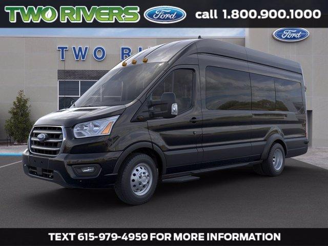 2020 Ford Transit 350 HD High Roof DRW RWD, Passenger Wagon #31186 - photo 1