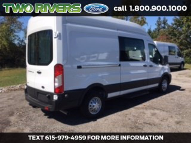 2020 Ford Transit 250 High Roof AWD, Crew Van #31599 - photo 1