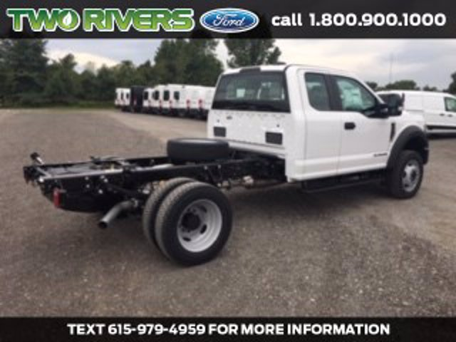 2020 Ford F-450 Super Cab DRW 4x4, Cab Chassis #31669 - photo 1