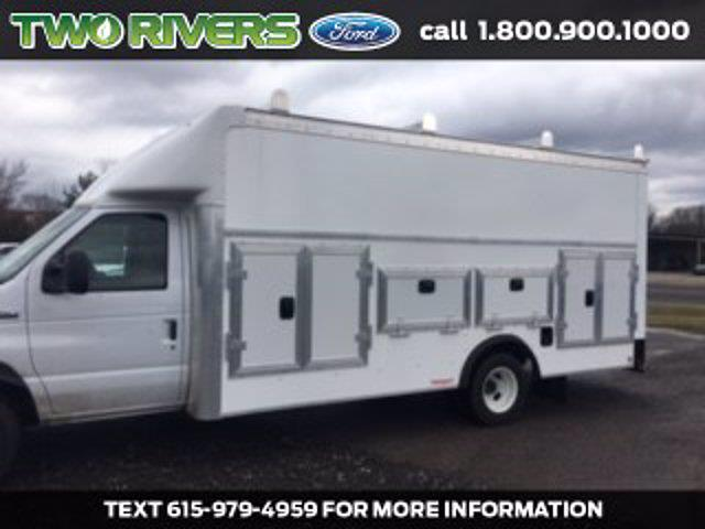 2021 Ford E-450 4x2, Rockport Service Utility Van #50523 - photo 1