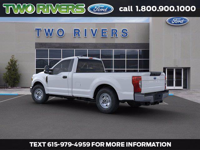 2021 Ford F-250 Regular Cab 4x2, Cab Chassis #50990 - photo 1