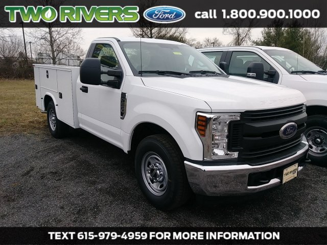 2019 F-250 Regular Cab 4x2,  Knapheide Standard Service Body #90554 - photo 1