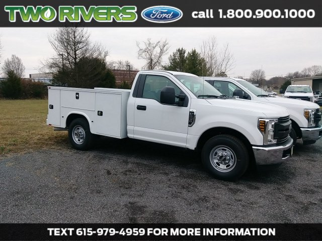 2019 F-250 Regular Cab 4x2,  Knapheide Standard Service Body #90554 - photo 3