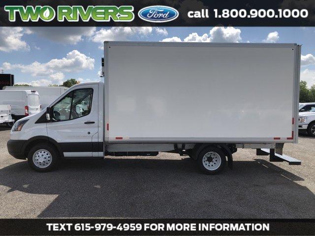 2019 Transit 350 HD DRW 4x2,  IVS Dry Freight #91419 - photo 3