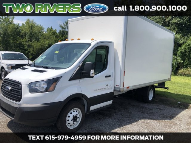2019 Ford Transit 350 HD DRW 4x2, IVS Dry Freight #91712 - photo 1