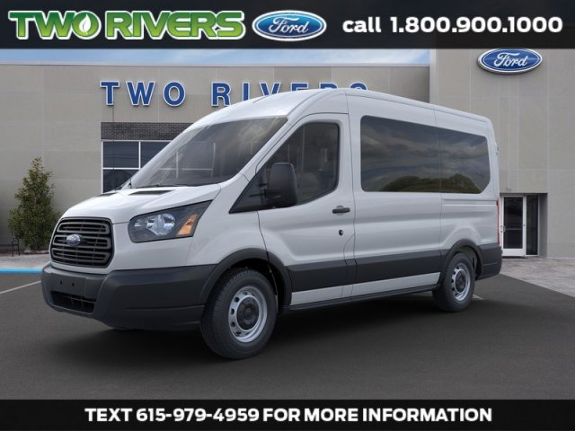 2019 Transit 150 Med Roof 4x2,  Passenger Wagon #92044 - photo 1