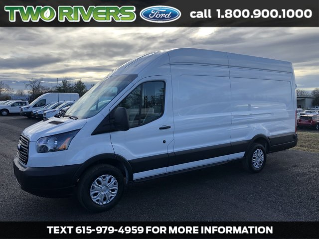 2019 Ford Transit 350 High Roof 4x2, Utilimaster Upfitted Cargo Van #92122 - photo 1
