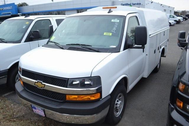 c106554bded27b New 2018 Chevrolet Express 3500 Service Utility Van for sale in Lynn ...